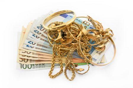 Inkoop oud goud